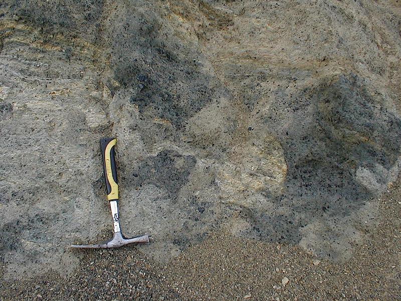 Cámbrico inferior intensamente deformadas, Fm. Valmiedes y arenisca de Daroca