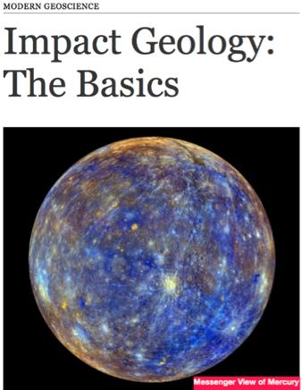 impact geology